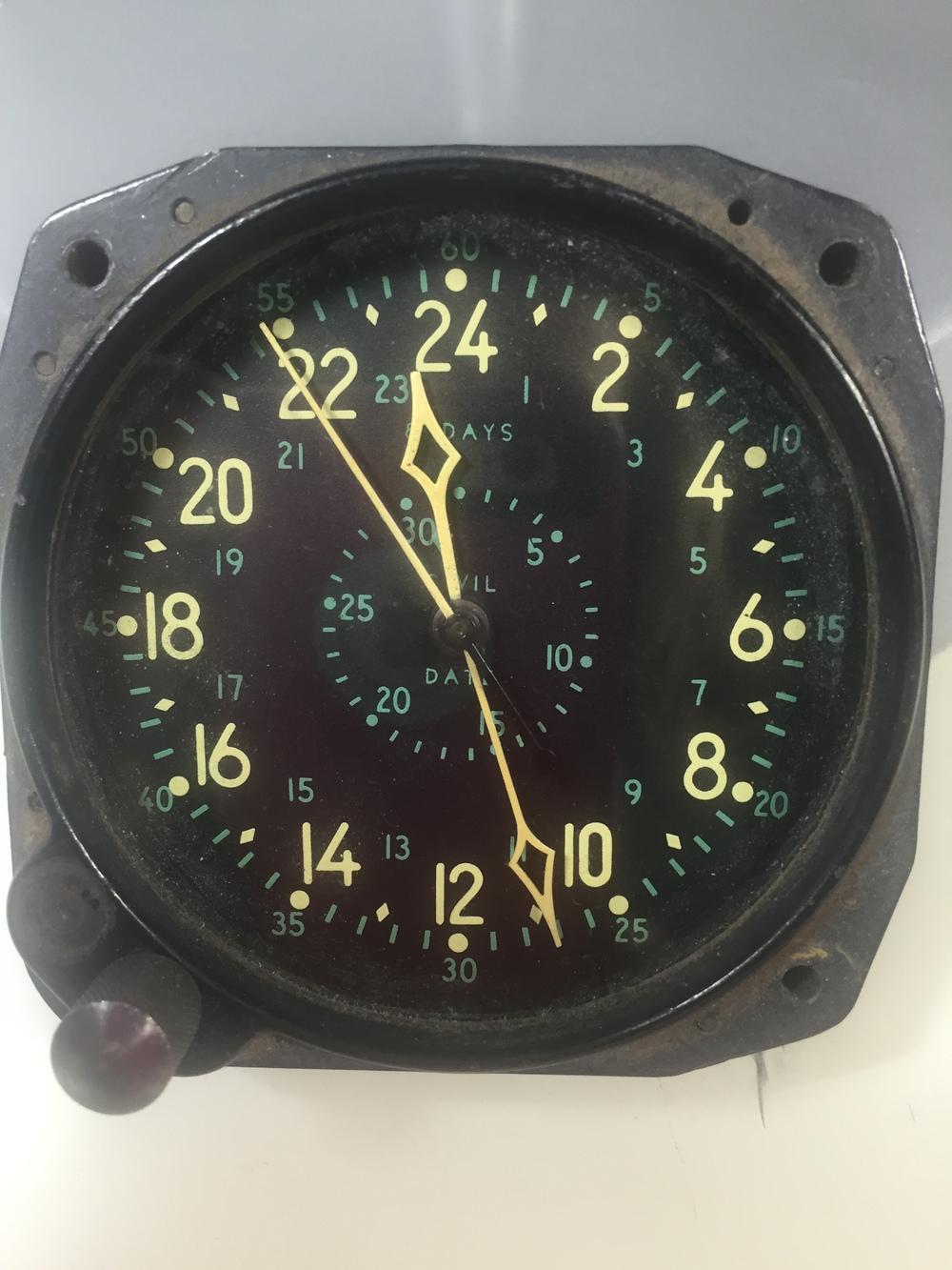 Waltham Clock