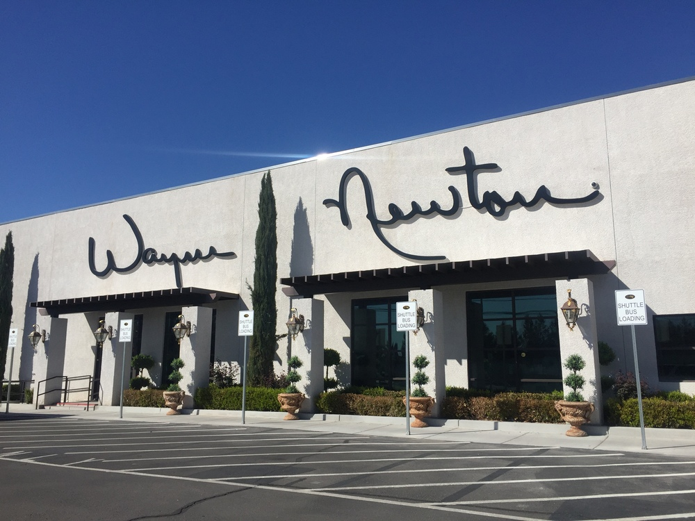 The Wayne Newton gift shop