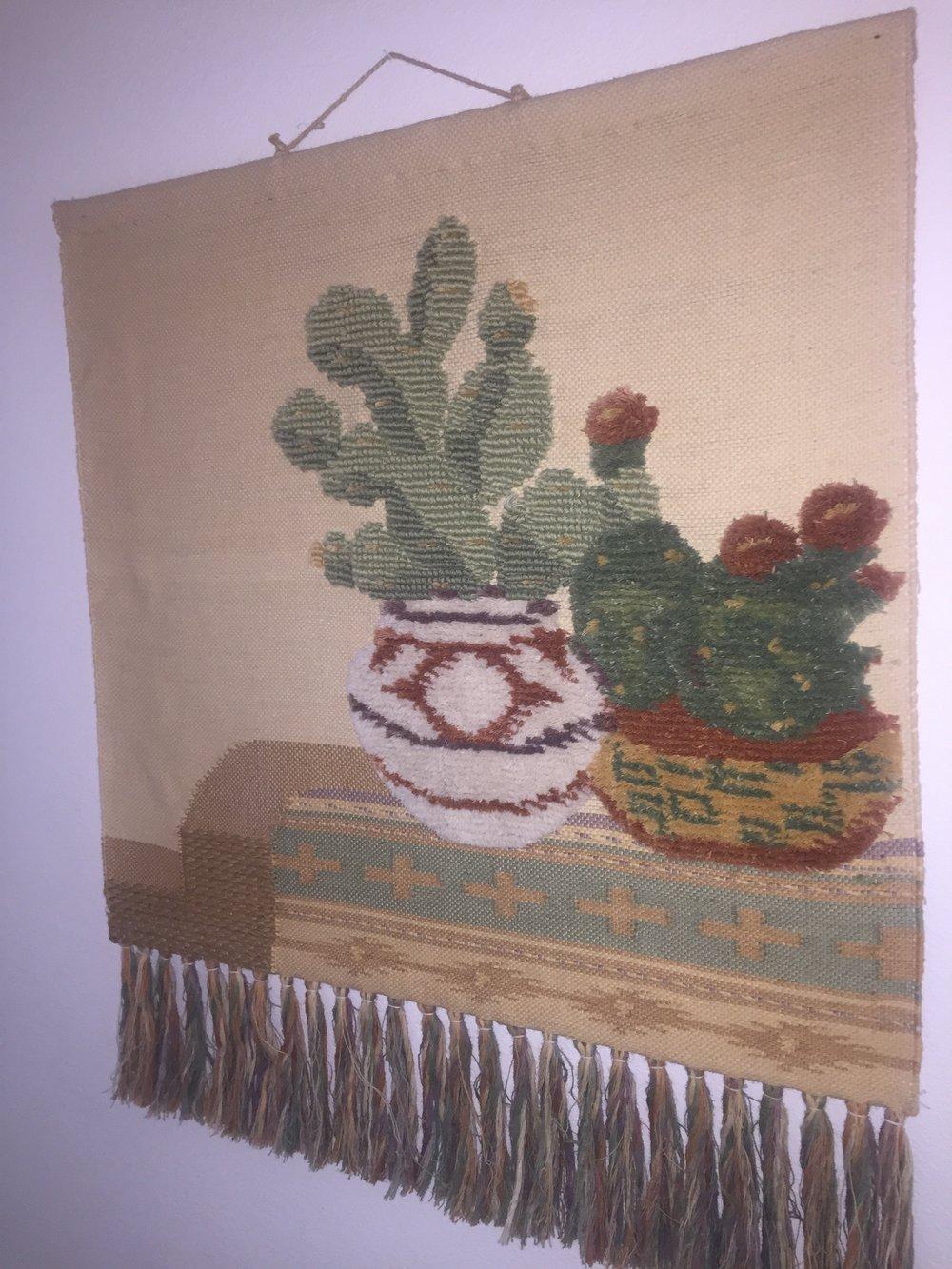 "Tapestry 40"" x 47"""