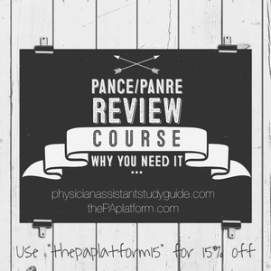 Blog the pa platform if you are interested in checking out the study guide or review course here is a coupon code that will get you 15 off of your purchase thepaplatform15 fandeluxe Images