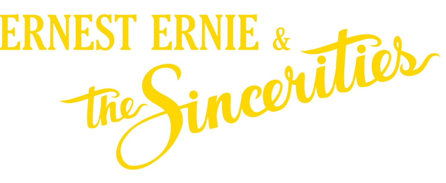 Ernest Ernie & The Sincerities