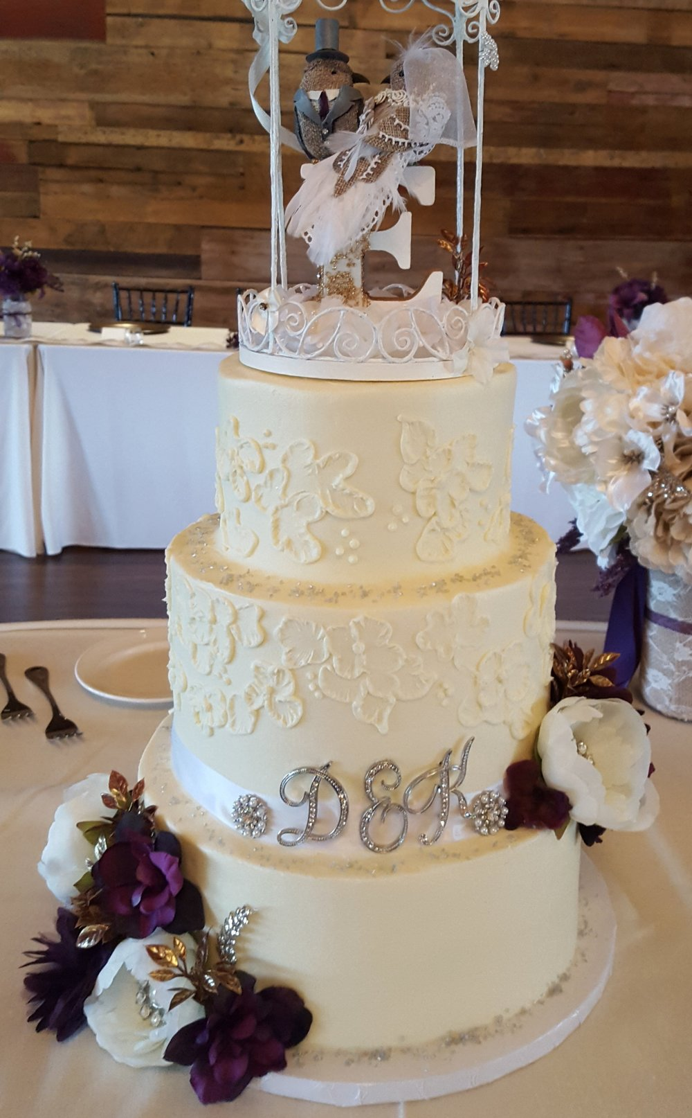Weddings and Events — Sugar Path Bakery