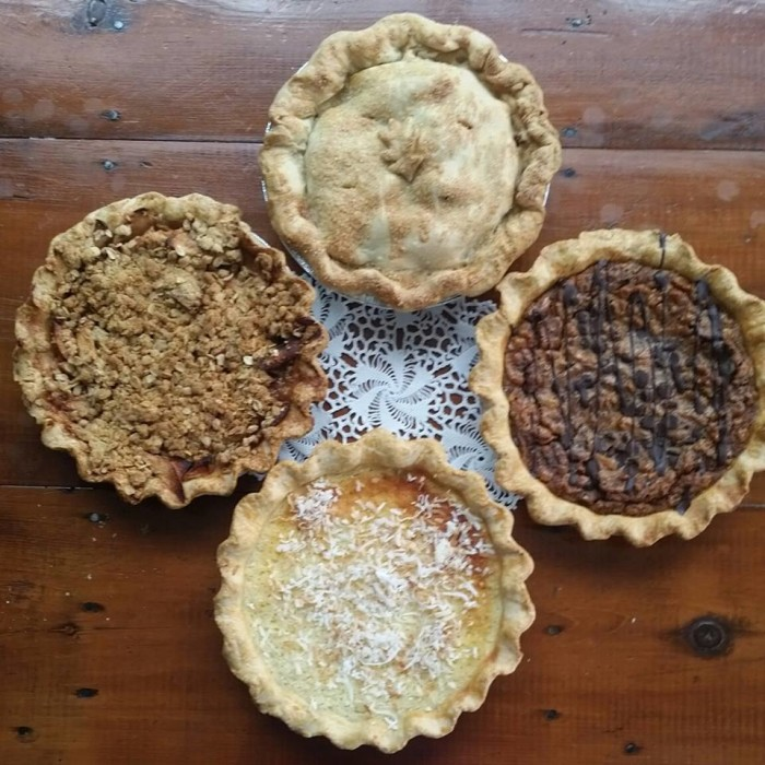 Named as the Place to get Pie in Illinois!