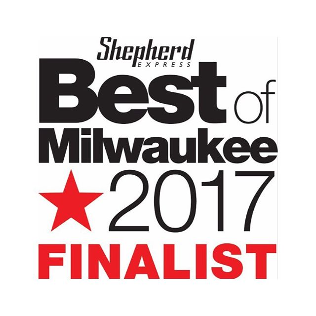 Sooo...unbeknownst to us you all came out in digital droves to nominate @creamcityrestoration for the best furniture store in Milwaukee this year for the @shepherdexpress Best of Milwaukee 2017!!! We got the call today and we are a finalist!!! We cant thank you enough for all of your love, support, and kind words!! We couldnt do any of this without all of you!! The final voting round is November 2nd-November 30th. Thanks for all the votes so far and we hope you all vote for us in this final round! Thank you Milwaukee!!!