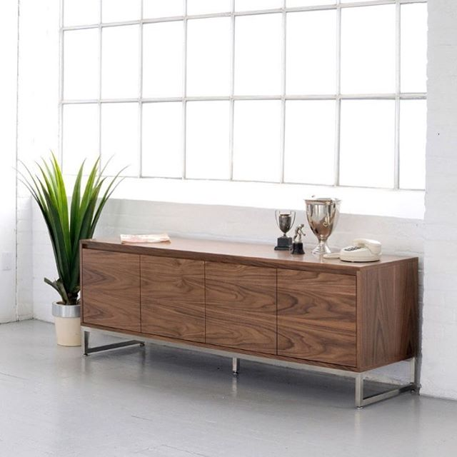 Come on in and snag up a bunch of @gusmodern items that you will never see again this weekend! Once they are gone they're gone...like this Annex credenza. Get em while you can!