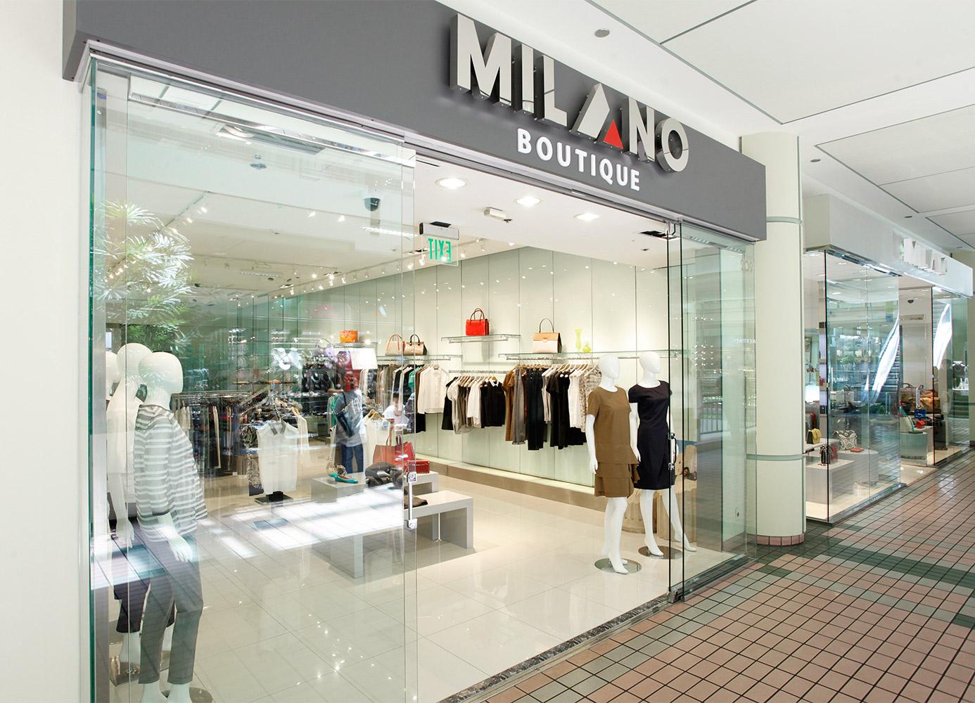 MILANO BOUTIQUE — Milano Boutique