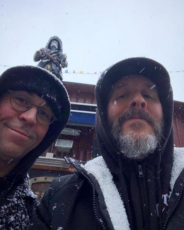 Snow / Skeletons / Stockholm