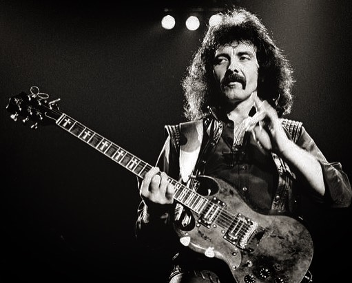 Thank you and happy birthday @tonyiommi. Hoping for 70 more.