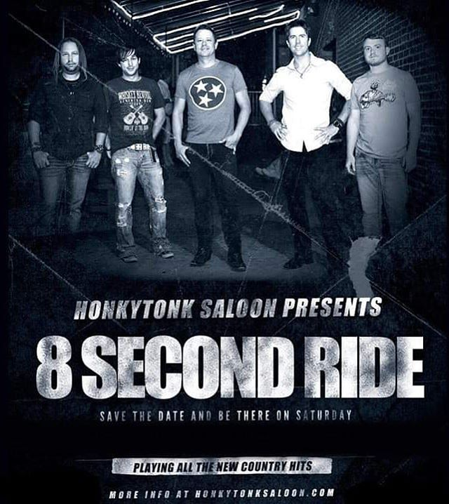 All our SC friends, come on out and see us tonight at #HonkyTonk Saloon! . . . #SC #countrymusic #jammin