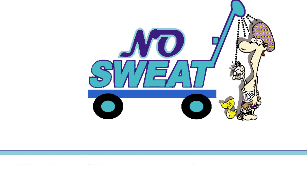 No Sweat Mobile Shower Service