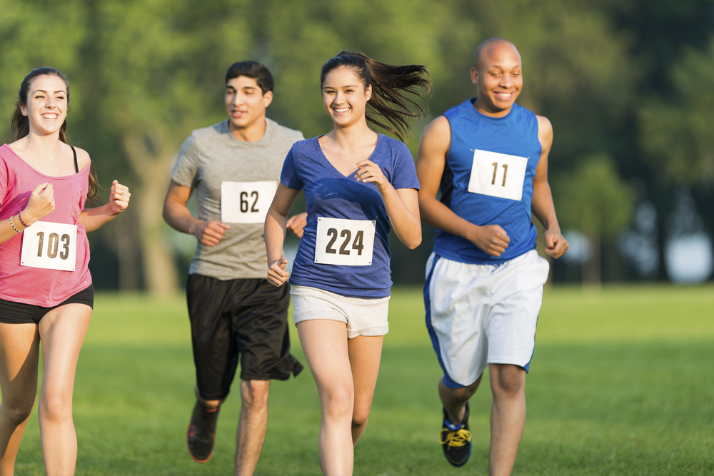 Your next walkathon requires no sweat    Learn More