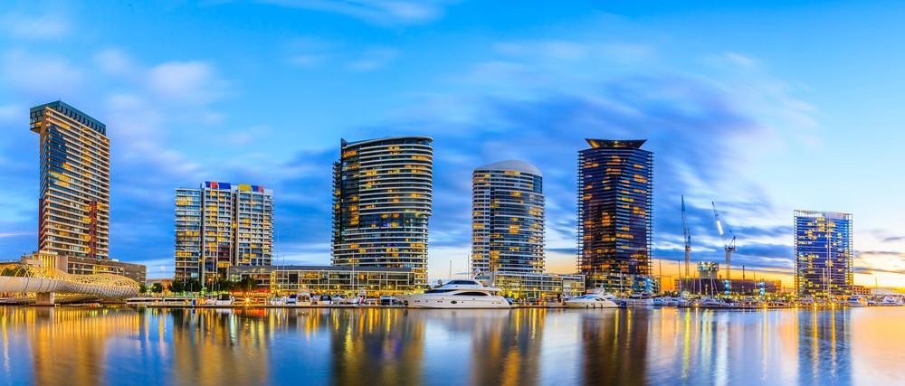 Yarra's Edge Docklands Victoria