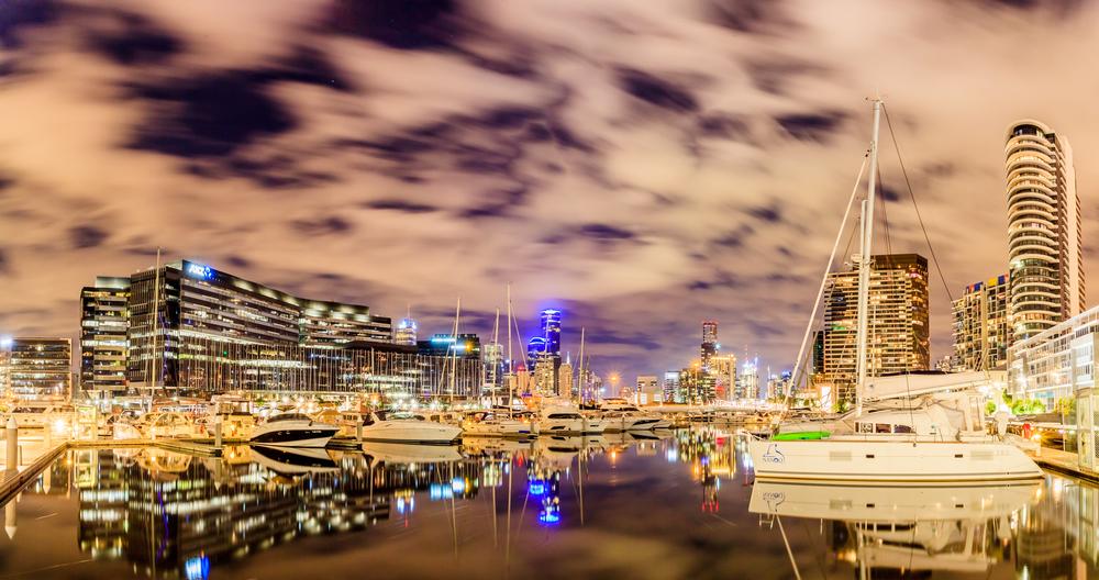 Yarras Edge Docklands Victoria