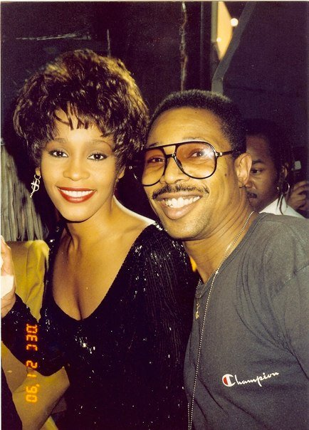 Joe Gray with Whitney Houston.jpg
