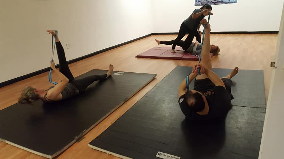 Flexibility - Monday & Fridays:1-1:45pmTuesdays & Thursdays:9-10am