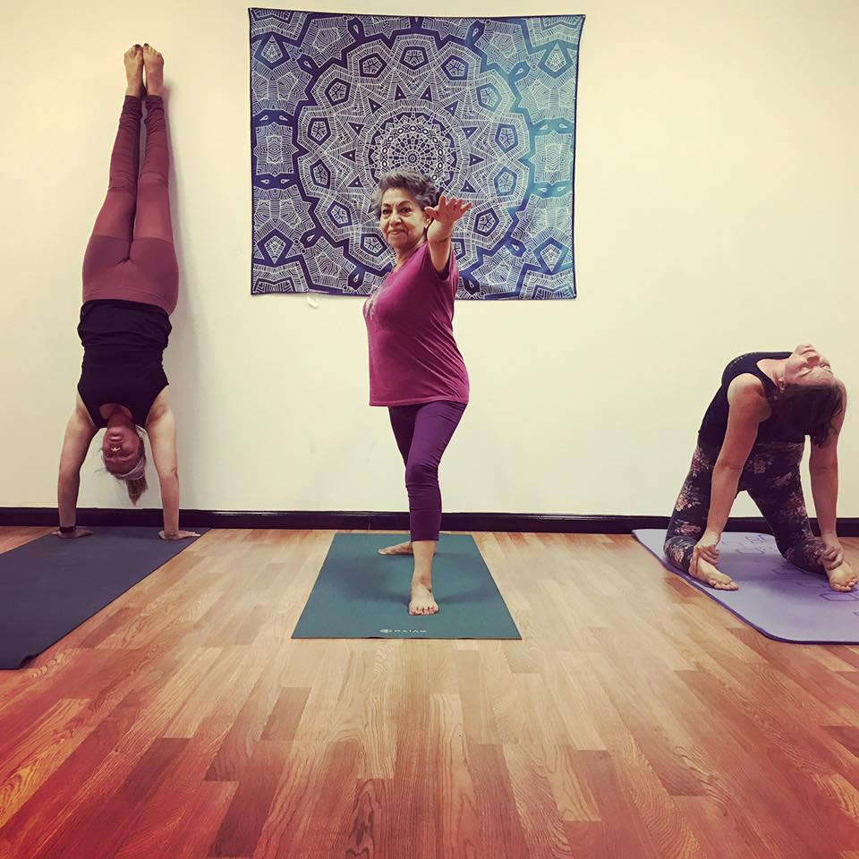Yoga - Tuesdays:6-7pm