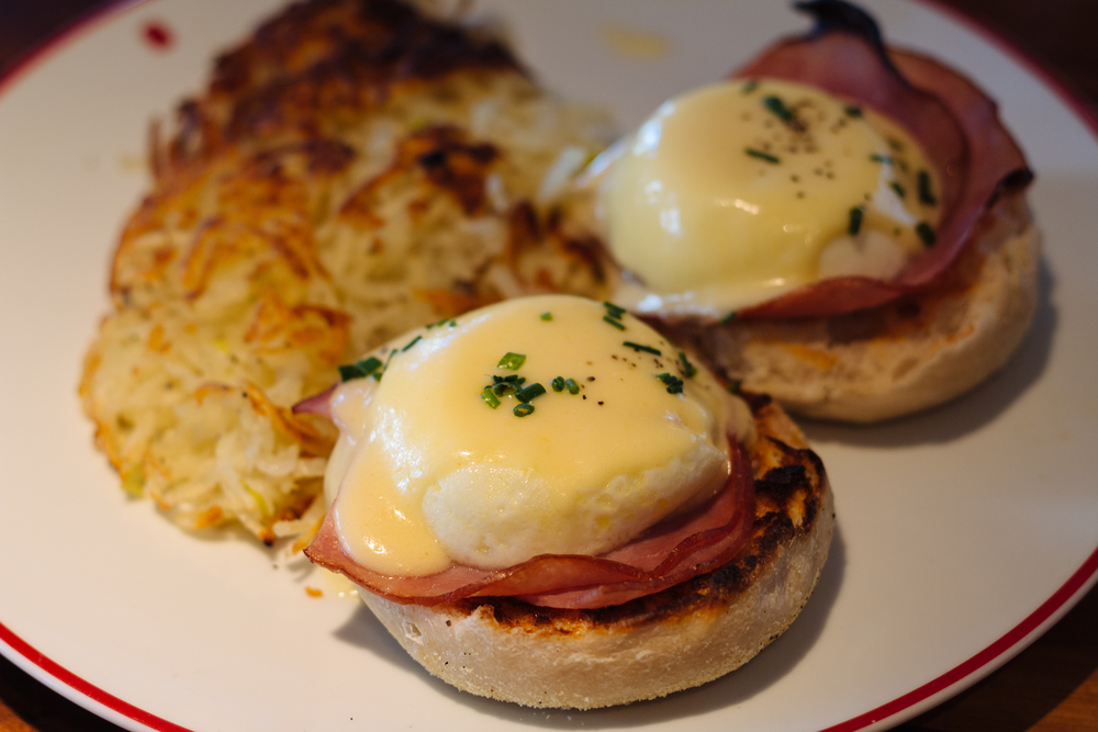 Eggs Benedict - Founding Farmers