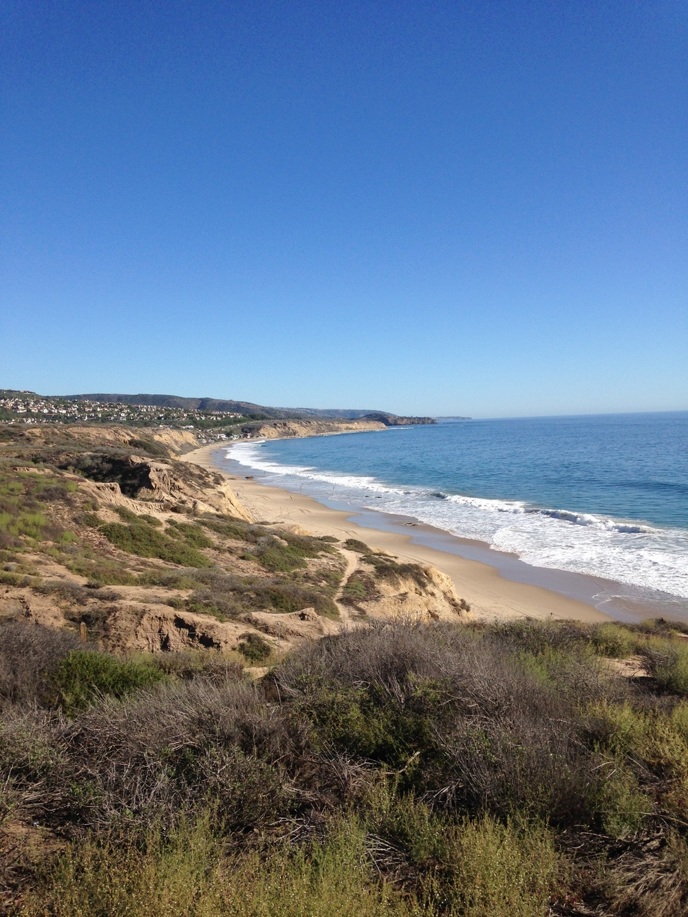 Beautiful Crystal Cove State Park