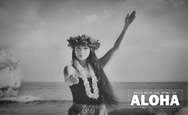 Rock with the Spirit of Aloha - Available across the Hawaiian Islands