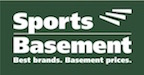 Sports Basement host Open Sessions in their community room and donates raffle prizes.