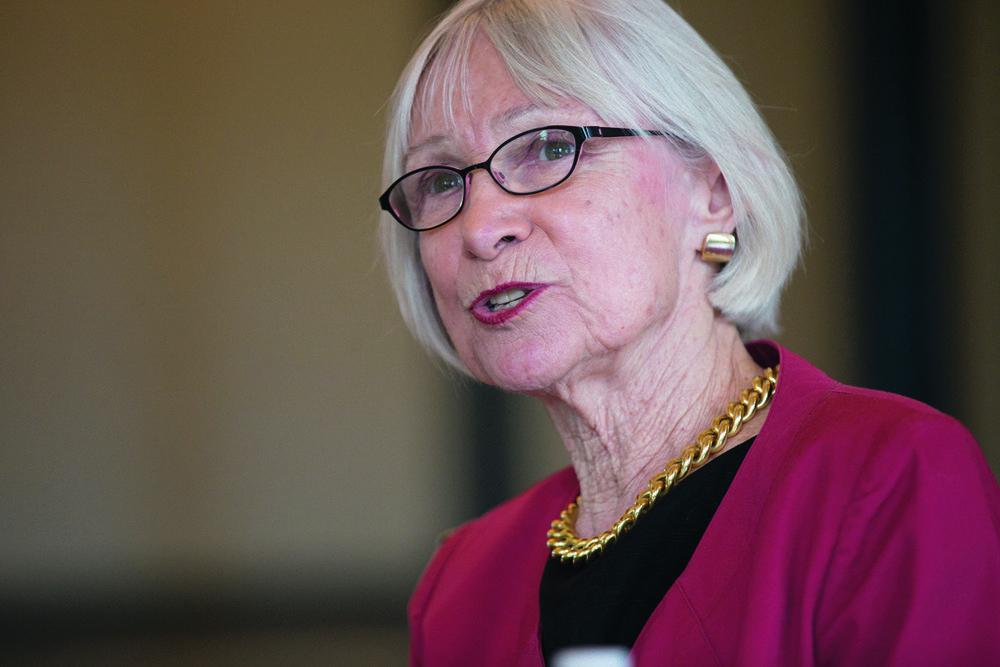 Sue Clancy, Executive Director, 1993 – 1997 (current Board of Directors member)