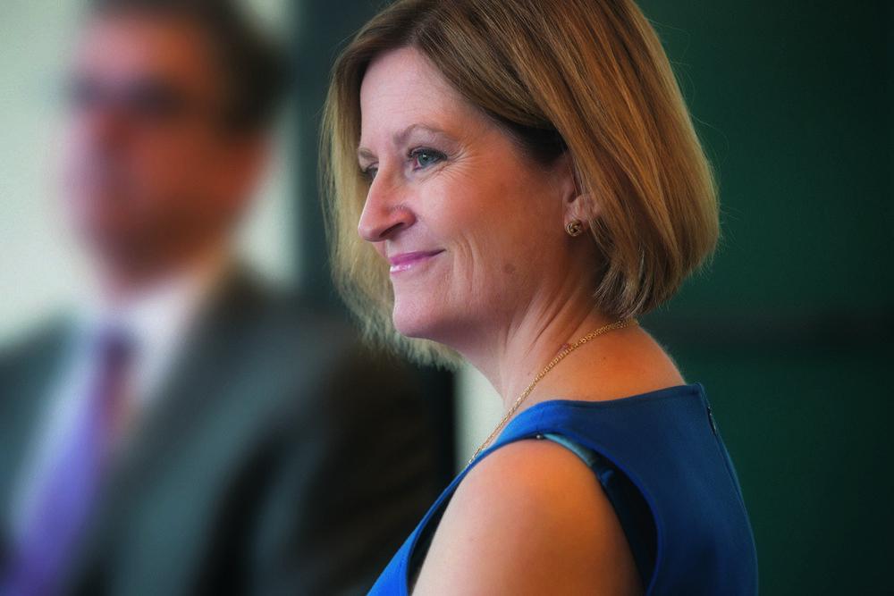 Lesley S. Hoffarth, P.E., President & Executive Director, 2010 – Present