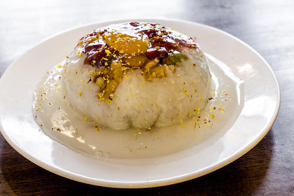 Sweet Babao Rice