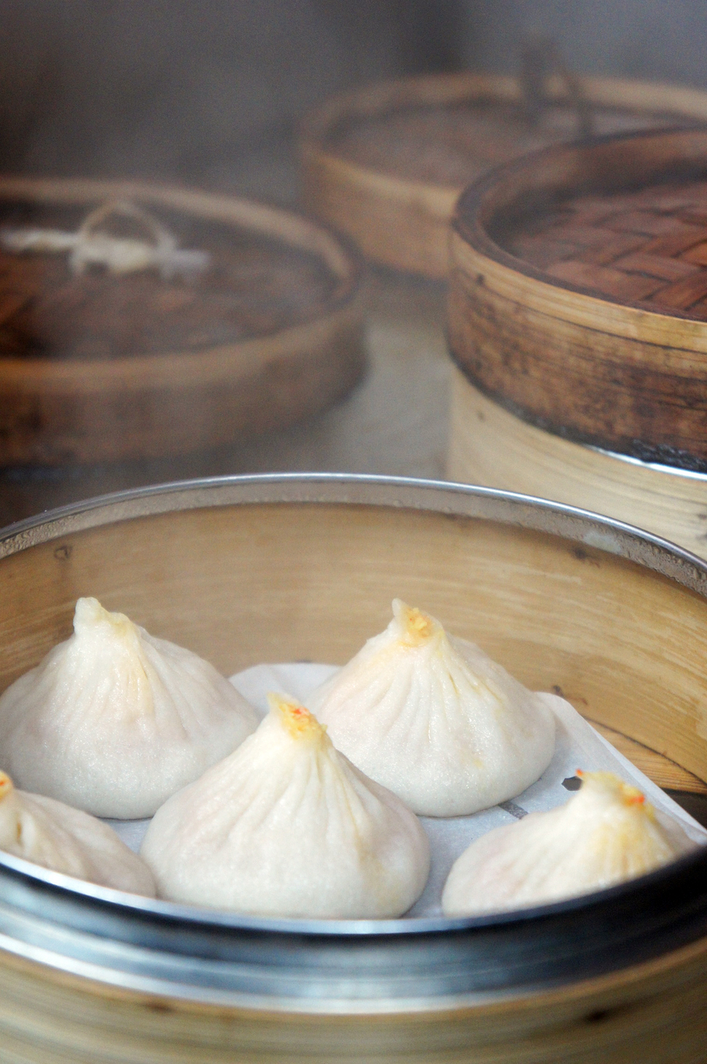 Steamed Buns Xiao Long Bao
