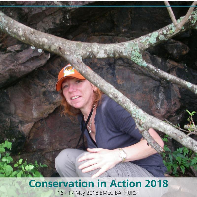 Dr Deborah Ashworth Senior Threatened Species Officer - NSW Office of Environment & Heritage