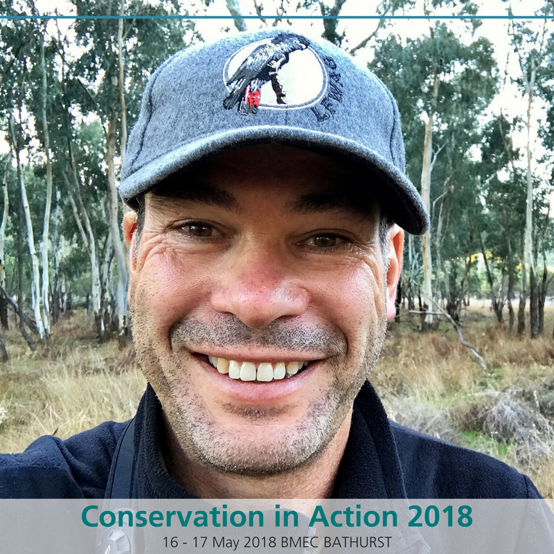 Matt Cameron Senior Team Leader, Ecosystems & Threatened Species - NSW Office of Environment & Heritage