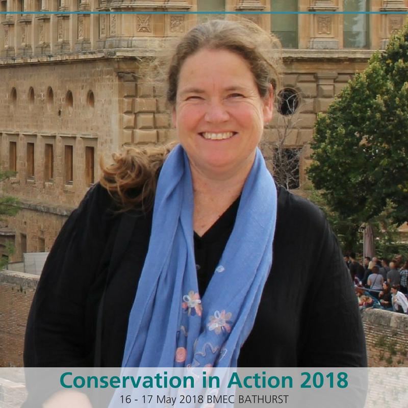 Dr Marita Sydes Programs Manager/Landcare Coordinator - Central Tablelands Landcare