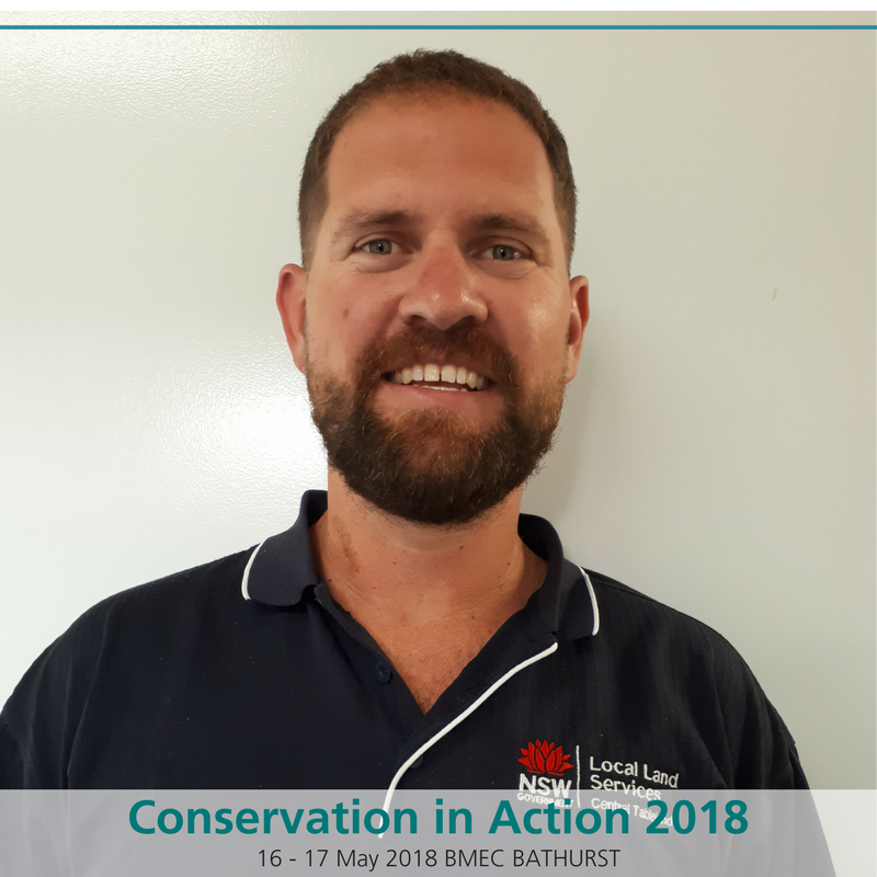 Peter Evans Senior Land Services Officer - Central Tablelands Local Land Services