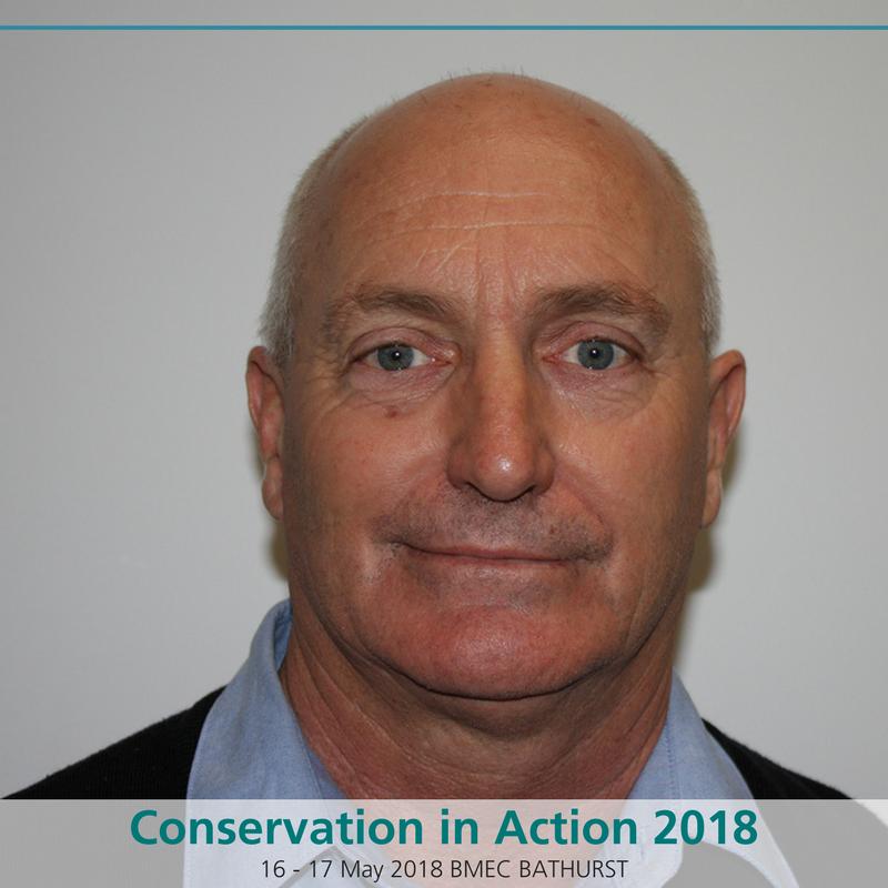 Brian Parker Supervisor Parks & Gardens - Blayney Shire Council