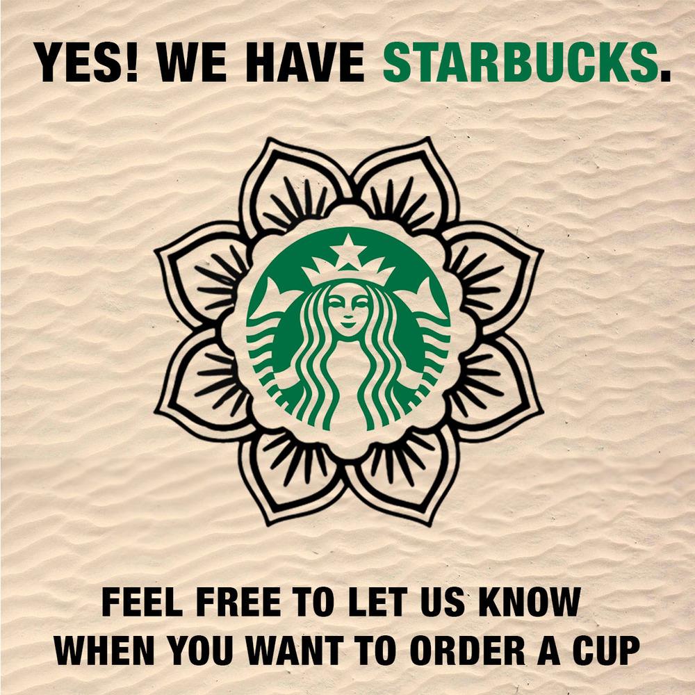 Starbucks? Yes we have it_Sandy Feet.jpg