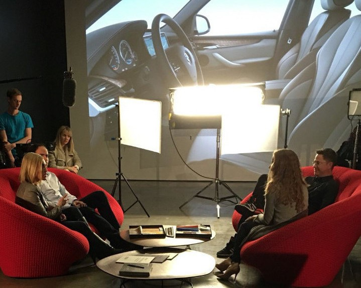 In May, we partnered with agencies Peppercomm and Hudson Cutler on a fun video series for BMW's #MyDrive influencer campaign.