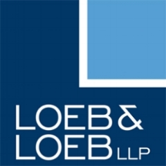 Throughout the year, we were honored to continue our long-time social media management for international law firm Loeb & Loeb.
