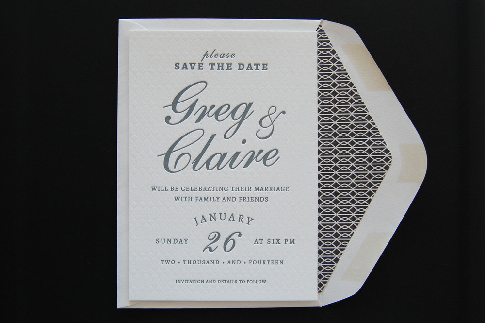 Greg & Claire