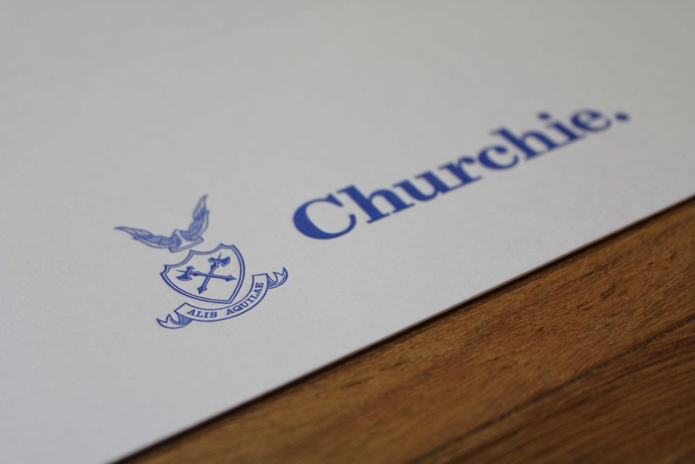 Churchie