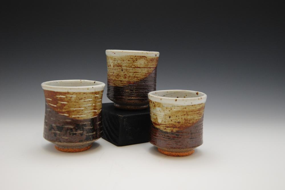 Tea cups (yunomi)