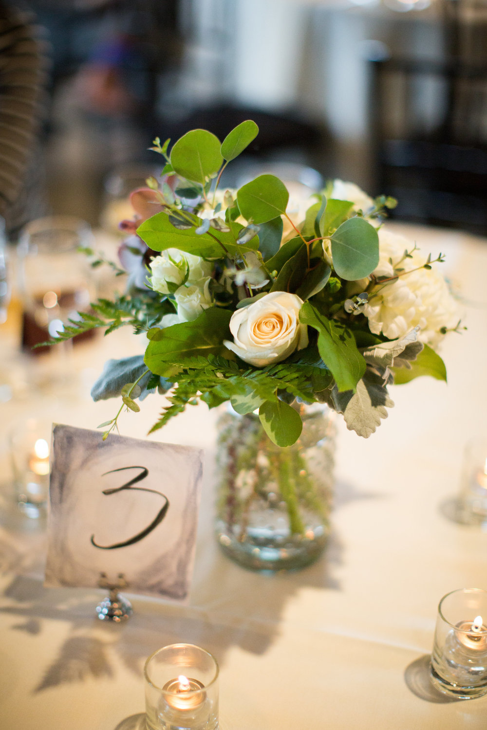 Portland Wedding Centerpieces
