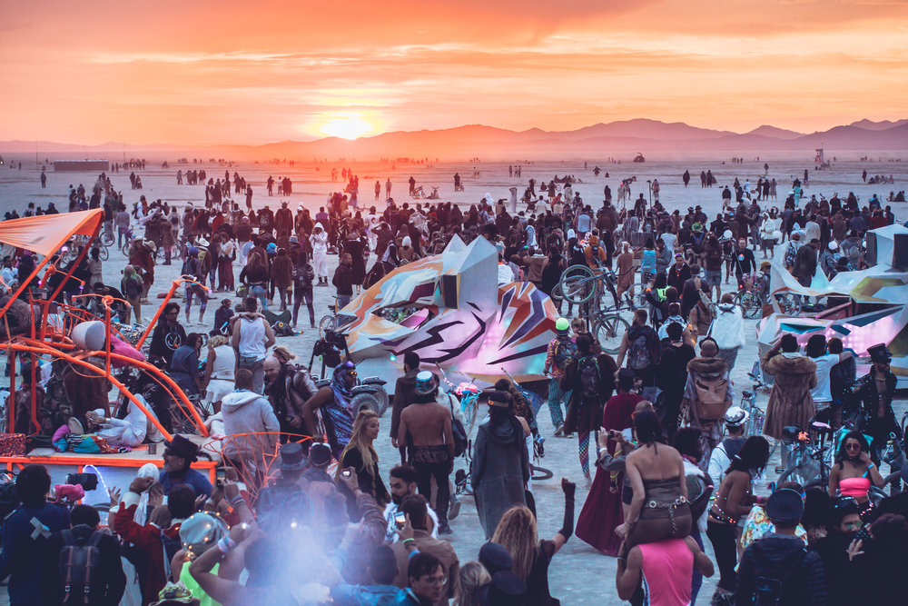 Da Vincis Workshop | Burning Man '16