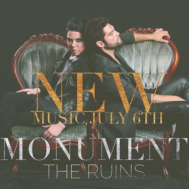 Official... July 6. #newsingle #newmusic #monument #itunes #googleplay #amazonmusic #amazon #pop #music #popmusic