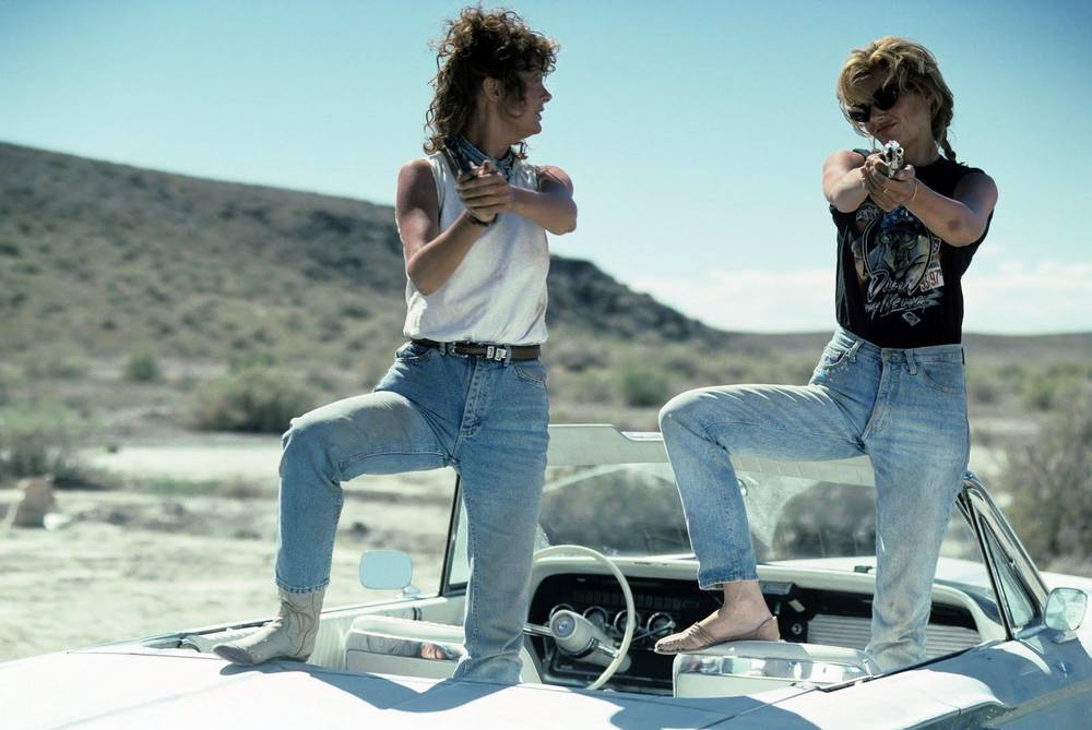 Thelma and Louise - 25th anniversary screening at WOW.