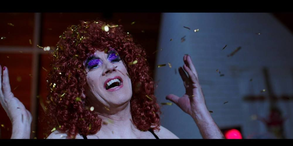 Life's A Drag -  Peter McAllum as Bettina.