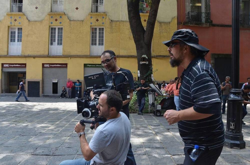 The Lucky One Director David Cerqueiro.