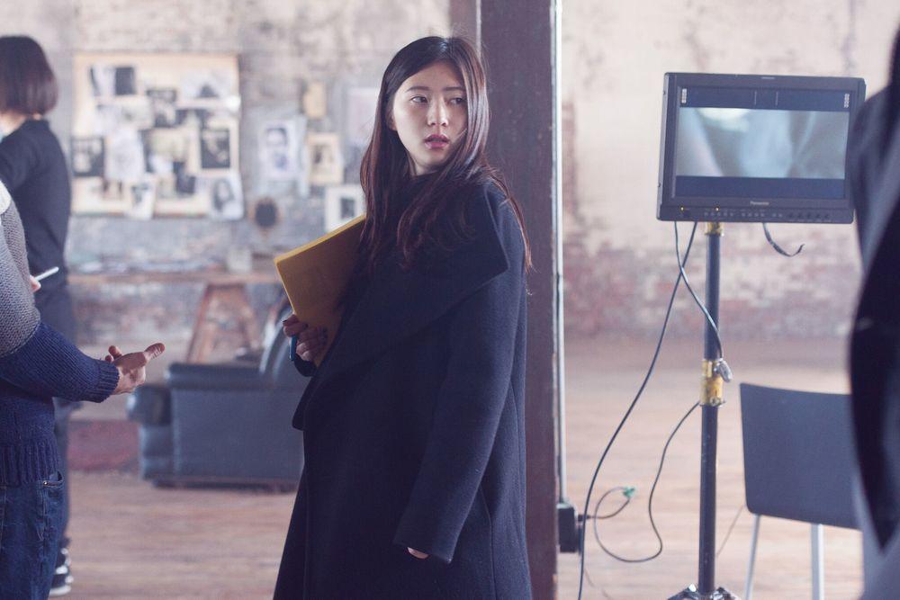 A Woman's Gaze director Story Chen.