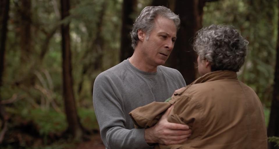 Garwin Sanford as Finch.