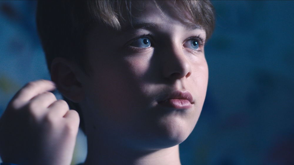 Jacob Hopkins as Adam, The boy who cried Fish.