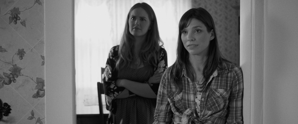 L to R: Emma Griffin as Josephine. Dacy Freeman as Daisy and Erin Cipolletti as Claire in Josephine Doe. Dir. Ryan Michael.