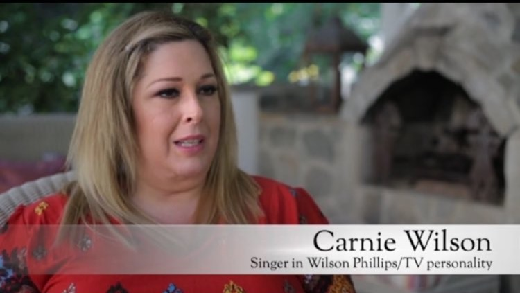 When The Bough Breaks - Carnie Wilson